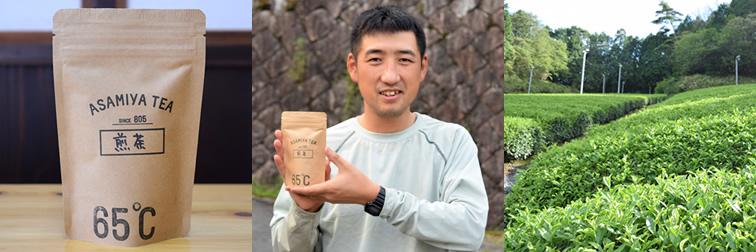 朝宮の煎茶