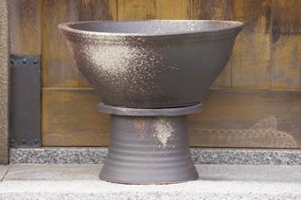 大器の器 金魚水鉢